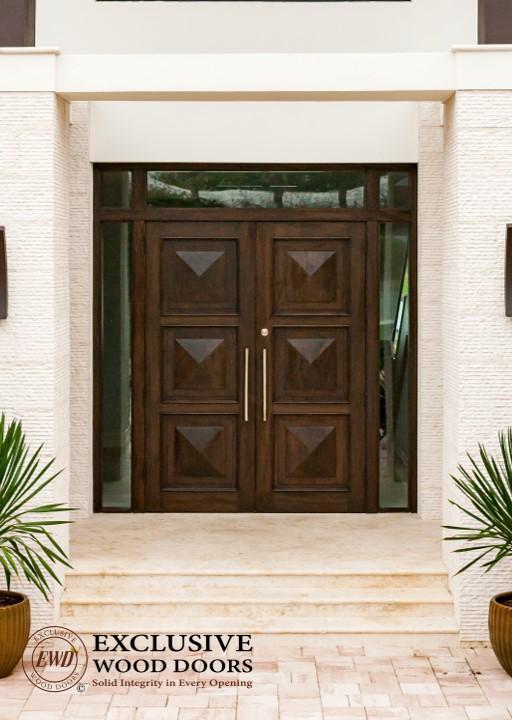 Image Courtesy Of Custom Door Shop